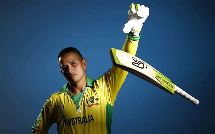 Usman Khawaja. Picture: cricketworldcup.com