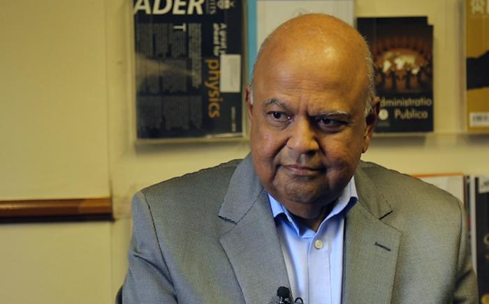 FILE: Former Finance Minister Pravin Gordhan. Picture: Christa Eybers/EWN.