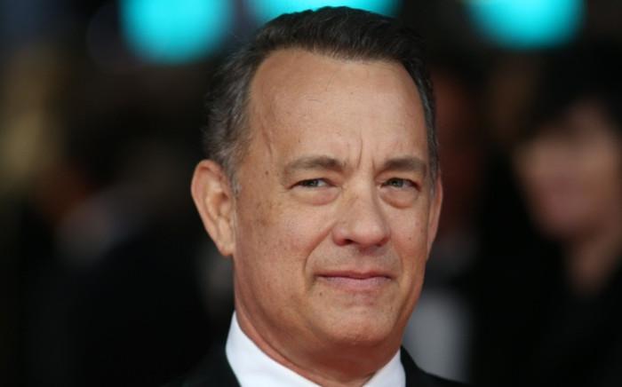 US actor Tom Hanks.Picture: AFP