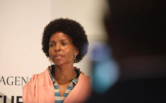 FILE: Minister for Women, Youth and Persons with Disabilities Maite Nkoana-Mashabane. Picture: Kayleen Morgan/EWN.