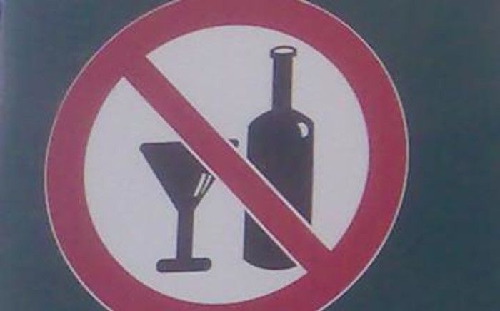 The Health Department wants to crack down on liquor advertising.