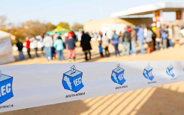 FILE: Eligible South African voters will get another chance to register their details on 26 and 27 January across the country. Picture: @IECSouthAfrica/Facebook.com.