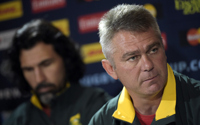 FILE: It's difficult to see Meyer not ring wholesale changes in light of that result but he will be boosted by the return of Willem Alberts. Picture: AFPN.
