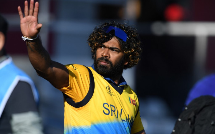 Lasith Malinga's haul saw him become just the fourth bowler to take 50 wickets at the World Cup after Glenn McGrath, Muttiah Muralitharan, and Wasim Akram. Credit: AFP