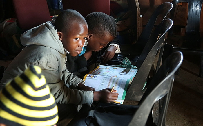 EWN found some schools in the EC operate without infratructure, furniture and resources. Picture: Sebabatso Mosamo/EWN
