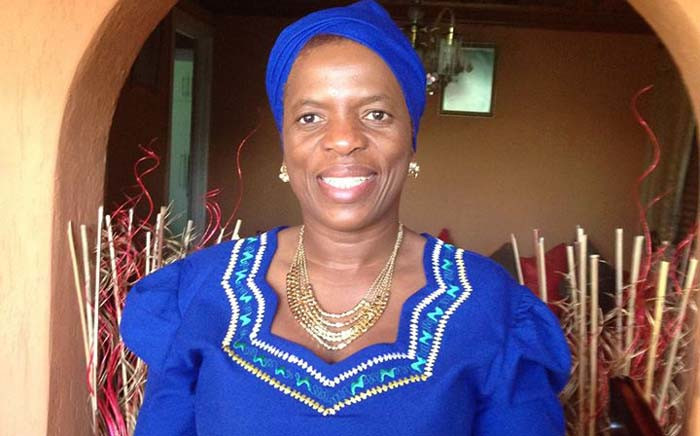The City of Johannesburg's newly elected council speaker Nonceba Molwele. Picture: Facebook.