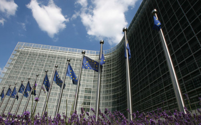 The European Union Commission headquarters in Brussels.  Picture: AFP.