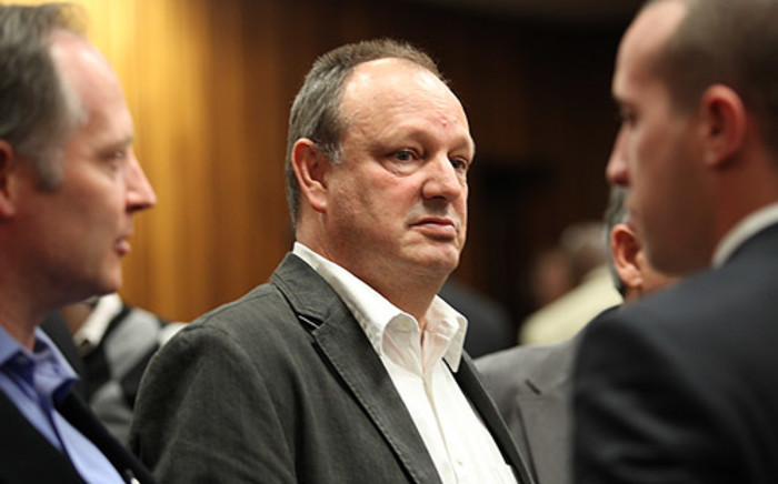 A devastated Wayne Duvenhage on 13 December 2012, after the North Gauteng High Court dismissed OUTA's application to have e-tolling in Gauteng abandoned. Picture: Taurai Maduna/EWN.