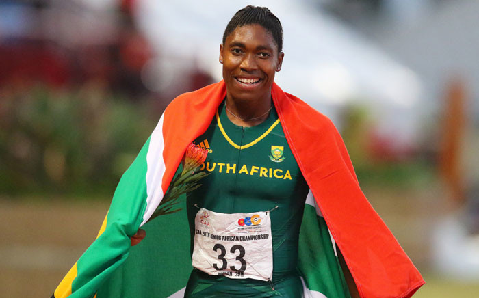 FILE: South Africa Caster Semenya. Picture: AFP.