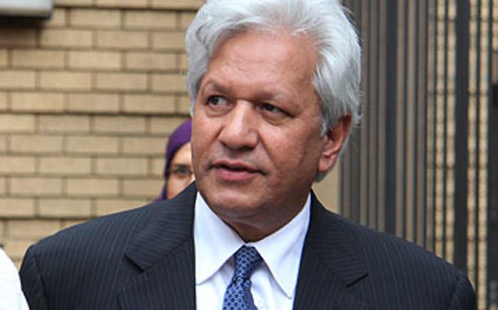 Sanral CEO Nazir Alli. Picture: EWN.
