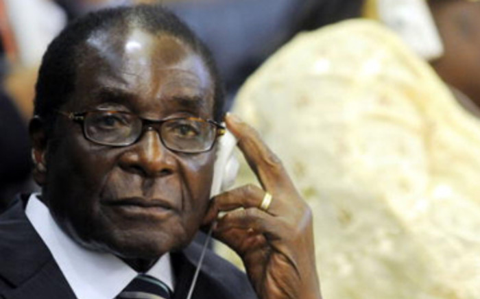 Zimbabwean president Robert Mugabe. Picture: Gallo Images/Getty Images