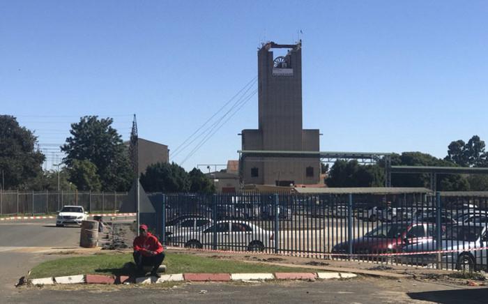 The Masakhane shaft at Sibanye-Stillwater's Driefontein mine near Carletonville. Picture: Christa Eybers/EWN
