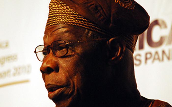 FILE: Former Nigerian President Olusegun Obasanjo. Picture: EWN.