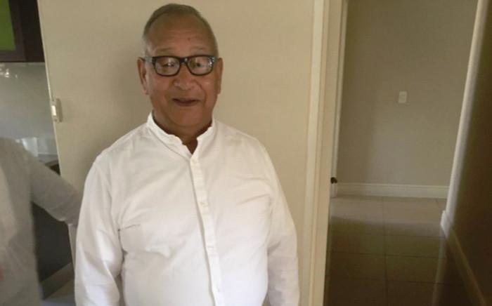 ANC veteran Achmat Semaar. Picture: @_Max_B_91/Twitter