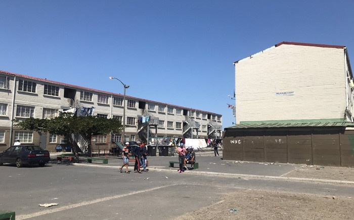 Hanover Park. Picture: Lizell Persens/EWN.