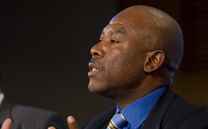 SA Reserve Bank Governor Lesetja Kganyago. Picture: AFP.