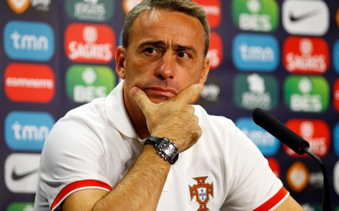Portugal coach Paulo Bento hopes to guide his side into the next round of the World Cup. Picture: Facebook.com