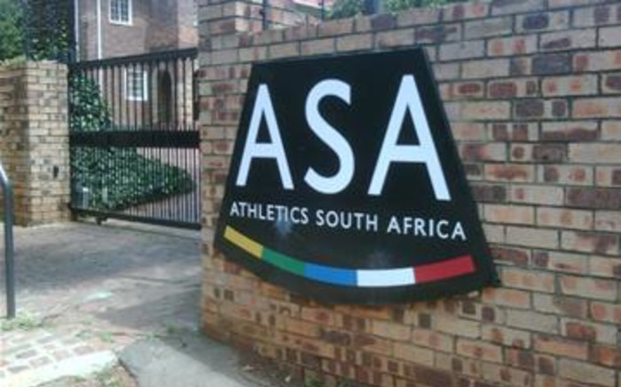 Athletics South Africa's Houghton office. Picture: Taurai Maduna.