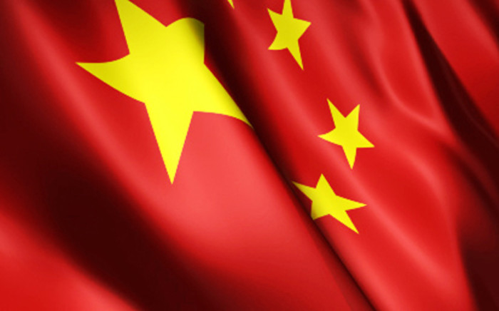 Chinese flag. Picture: Supplied.