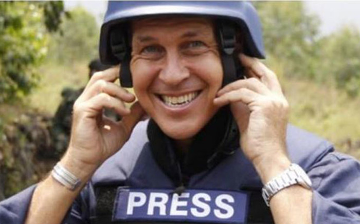 Al Jazeera journalist Peter Greste. Picture: Facebook.