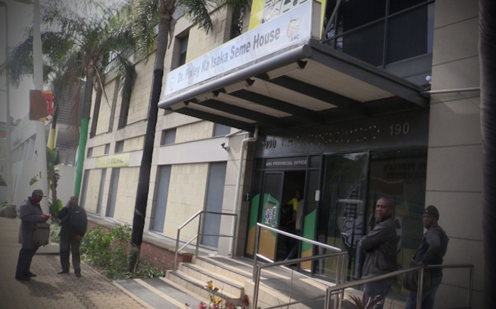 ANC offices in KZN.Picture: Kgothatso Mogale/EWN