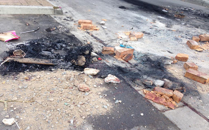 FILE: Yesterday, a man was killed by an angry mob following the rape of a woman. Picture: Lauren Isaacs/EWN.