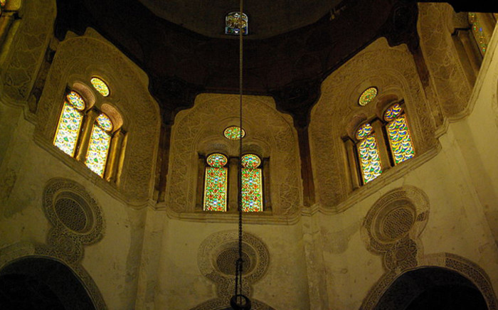 FILE: Cairo, Al-Nasir Muhammad Mosque. Picture: Wikimedia Commons.