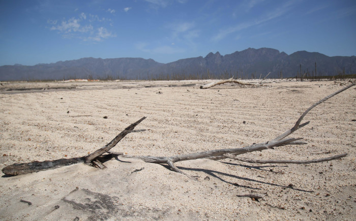 The Theewaterskloof Dam. Photo: Bertram Malgas/EWN
