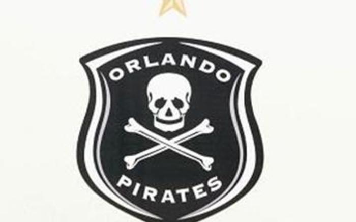 Orlando Pirates logo.