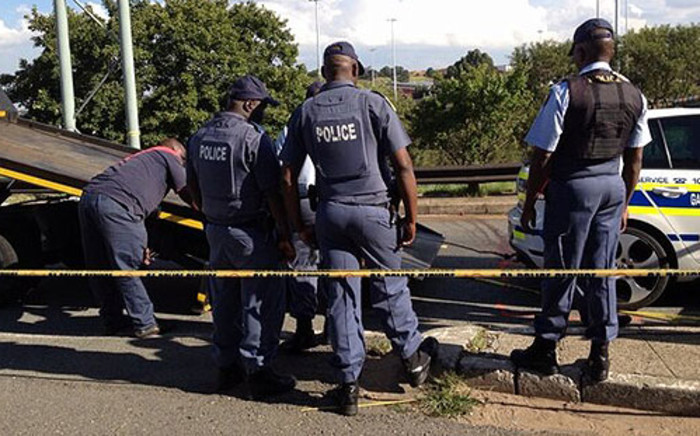 The South African Police Service has released the damning report on its members. Picture: Mbali Sibanyoni/EWN