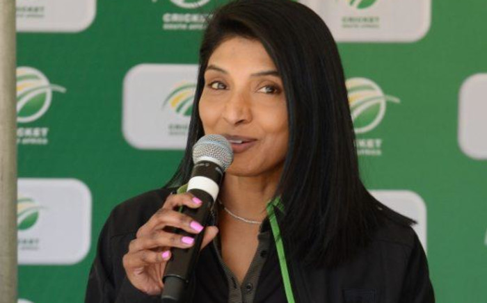 Acting CEO of Cricket South Africa, Kugandie Govender.