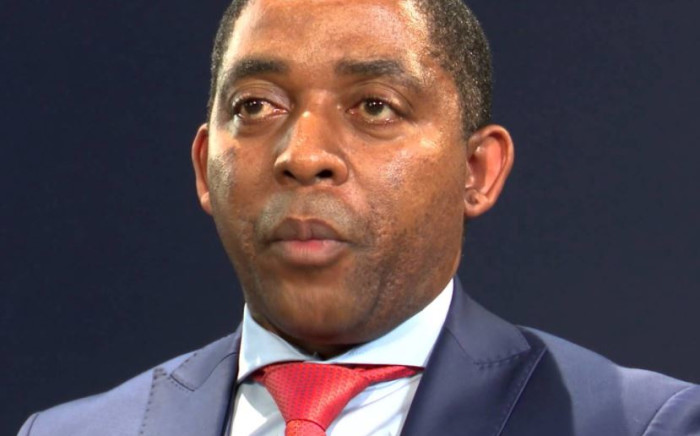 Former SAA CEO Vuyani Jarana. Picture: YouTube screengrab.