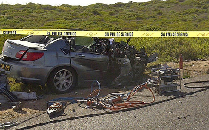 FILE: Nearly 200 people were killed in road accidents across the country over the Easter period.
