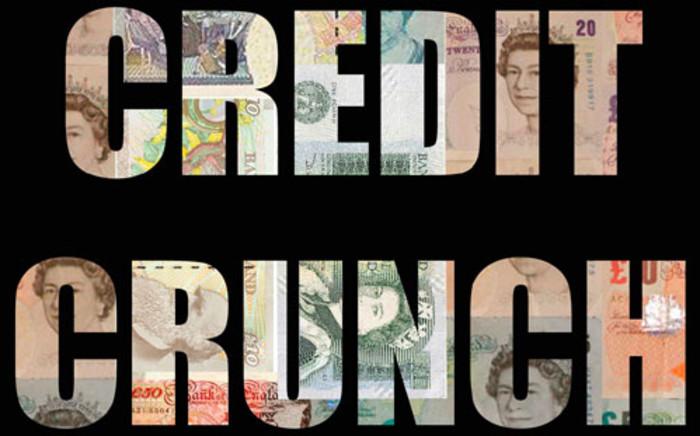 Credit Crunch. Picture: sxc.hu