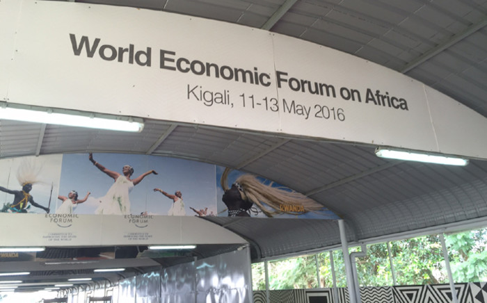 The World Economic Forum on Africa is taking place in Kigali, Rwanda, from 11 to 13 May. Picture: Vumani Mkhize/EWN.
