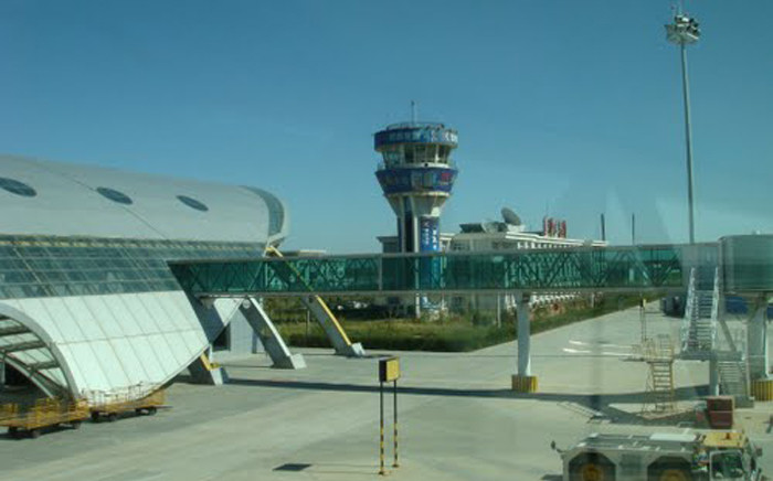 Ordos Ejin Horo Airport in Inner Mongolia. Picture: Mongolia Tourism.