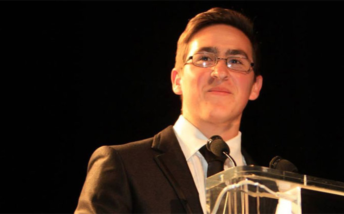 Nadav Ossendryver has been named the country's Social Media Star of the year. Picture: Facebook.