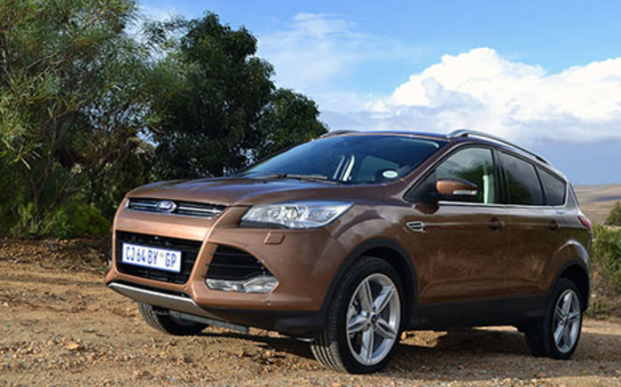 A Ford Kuga. Picture: Supplied