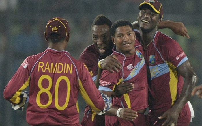 The West Indies T20 side in action. Picture: Facebook.com