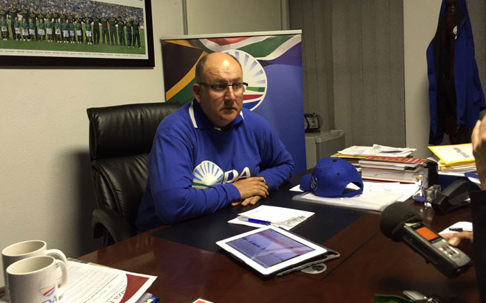 FILE: Nelson Mandela Bay Metro Mayor Athol Trollip. Picture: EWN