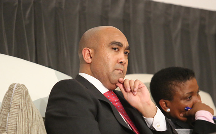 FILE. The new National Director of Public Prosecutions of the National Prosecuting Authority (NPA) advocate Shaun Abrahams at the NPA's head office in Pretoria on 7 July 2015. Picture: Reinart Toerien/EWN