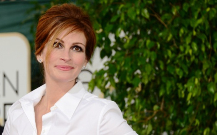 FILE: Actress Julia Roberts. Picture: AFP.