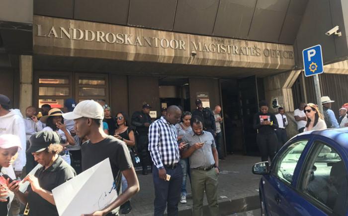 The Pretoria Magistrates Court. Picture: Christa Eybers/EWN