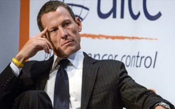 Lance Armstrong is not likely to offer great detail on specific cases and events in his interview with Oprah Winfrey. Picture: AFP.
