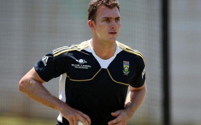Proteas all-rounder Ryan McLaren is out of the second test against Australia. Picture: Facebook.