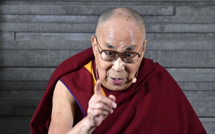 Tibetan spiritual leader the Dalai Lama. Picture: AFP