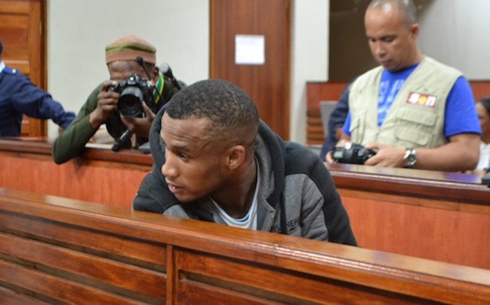 Convicted rapist and murderer Johannes Kana. Picture: Renee de Villiers/EWN