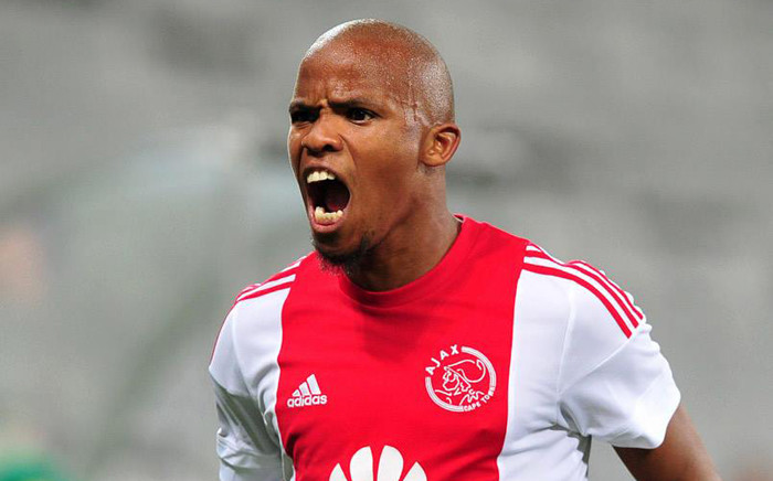 Ajax Cape Town defender, Cecil Lolo. Picture: Ajax Cape Town Facebook page.