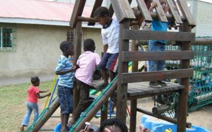 FILE: Children play at a creche. Picture: EWN.