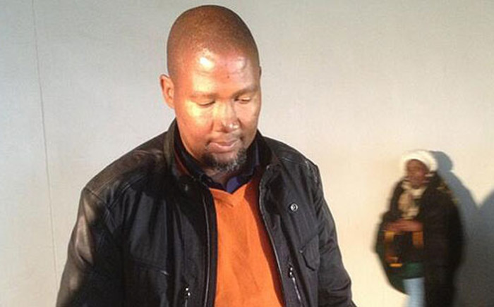 Mandla Mandela arrives for a press conference into the family feud on 4 July 2013. Picture: Regan Thaw/EWN
